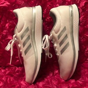 2f9d98aad052 adidas Shoes - adidas Mana Bounce 2 W Aramis White Silver Womens